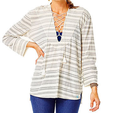 Carve Designs Women's Cantina Hoodie