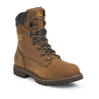 "Chippewa Men's IQ 8"" Waterproof Insulated Steel Toe Boot"