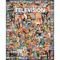 White Mountain Jigsaw Puzzle - Television History