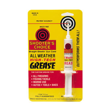 Shooters Choice Synthetic All-Weather High-Tech Gun Grease