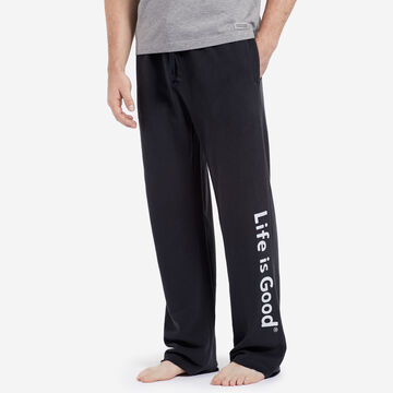 Life is Good Mens Evolved Classic LIG Fleece Lounge Pant