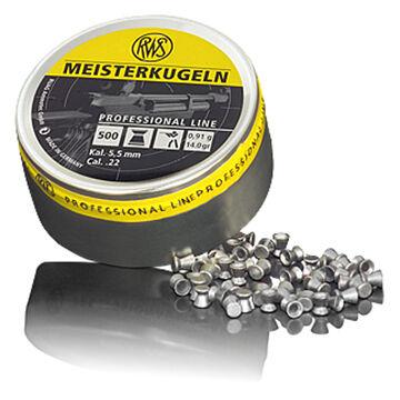RWS Meisterkugeln Professional 22 Cal. Pellet (250)