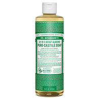 Dr. Bronner's Almond Pure-Castile Liquid Soap - 16 oz.
