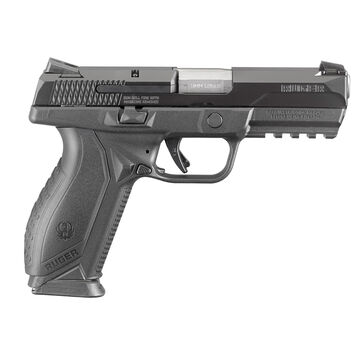Ruger American Pro Model 9mm 4.2 17-Round Pistol