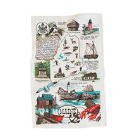 Kay Dee Designs Maine Map Towel