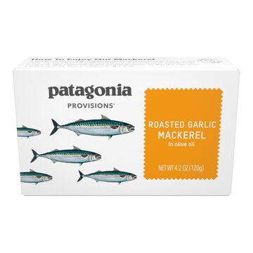 Patagonia Provisions Roasted Garlic Mackerel - 1 Serving