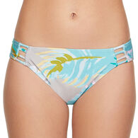 Sol Collective Women's Tropical Hipster Swimsuit Bottom