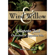 Wind & Willow Jalapeno Jack Cheeseball & Appetizer Mix