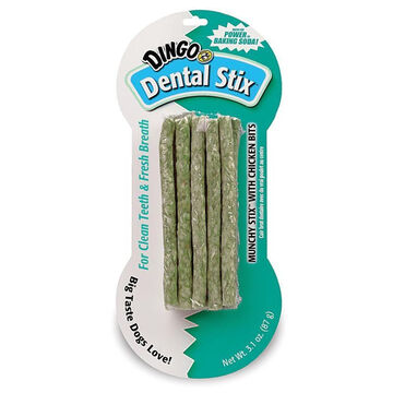 Dingo Dental Stix Dog Treat - 10 Pk.