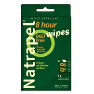 Natrapel  8-Hour DEET-Free Insect Repellent Wipe - 12 Pk.