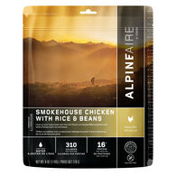 AlpineAire Smokehouse Chicken w/ Rice & Beans Gluten Free Meal - 2 Servings