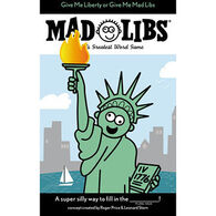 Give Me Liberty or Give Me Mad Libs by Price Stern Sloan
