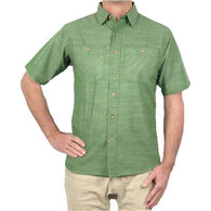 Flyshacker Men's Cottonwood Short-Sleeve Shirt