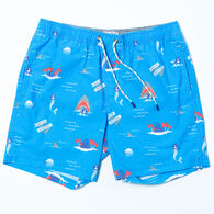 Party Pants Men's Nice To Eat You Short
