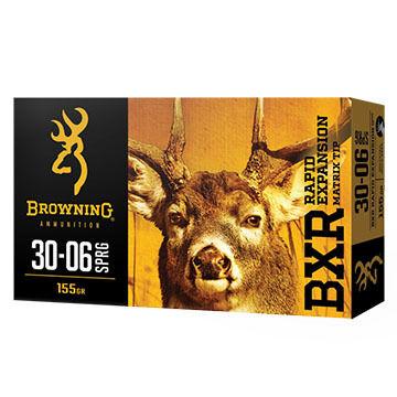 Browning BXR Rapid Expansion 270 WSM 134 Grain Matrix Tip Rifle Ammo (20)