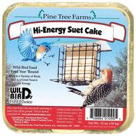Pine Tree Farms Hi-Energy Suet Cake Bird Food