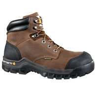 "Carhartt Men's Rugged Flex 6"" Waterproof Composite Toe Work Boot"