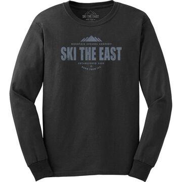 Ski The East Men's Classic Long-Sleeve T-Shirt