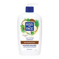 Kiss My Face Coconut 2n1 Deep Moisturizing Lotion - 16 oz.