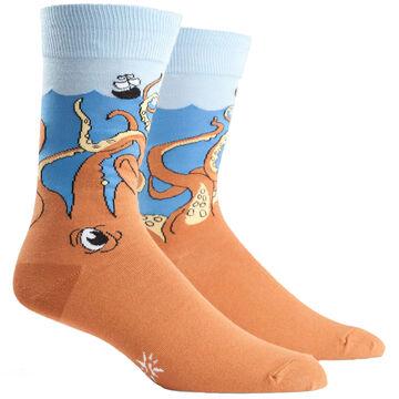 Sock It To Me Mens Squid-O Sock