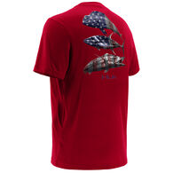 Huk KC Scott Liberty Offshore Short-Sleeve T-Shirt