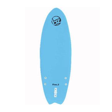 Wham-O BZ Fish Surfboard