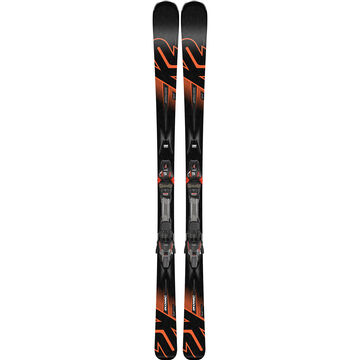 K2 Mens iKonic 84Ti Alpine Ski w/ Bindings