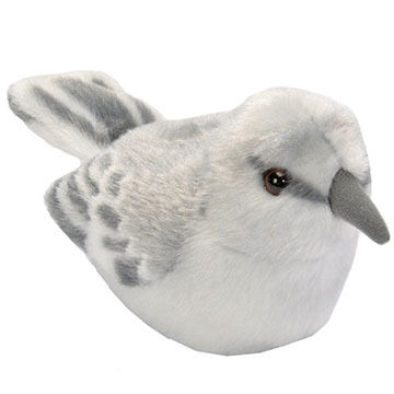 Wild Republic Audubon Stuffed Animal - Northern Mocking Bird