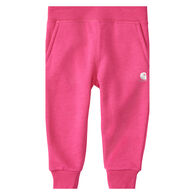 Carhartt Infant/Toddler Girls' Fleece Jogger Pant