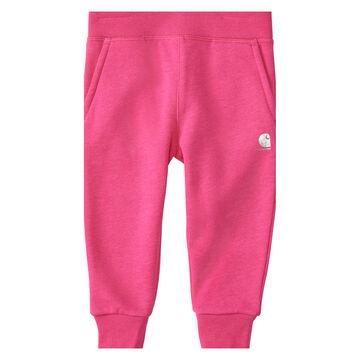 Carhartt Infant/Toddler Girls Fleece Jogger Pant