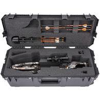 SKB iSeries 3613-12 Ultimate Waterproof Wheeled Crossbow Case
