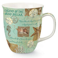 Cape Shore Legend Of The Sand Dollar Harbor Mug