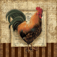 Thirstystone Prize Rooster Ceramic Trivet