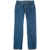 Carhartt Girls' Denim 5-Pocket Jean