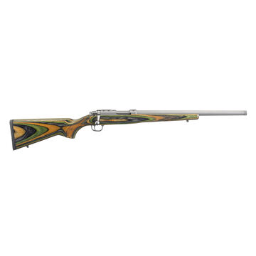 Ruger 77/22 Green Mountain Stainless Steel 22 Hornet 18.5 6-Round Rifle