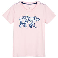 Hatley Little Blue House Women's Mama Bear Pajama Short-Sleeve T-Shirt
