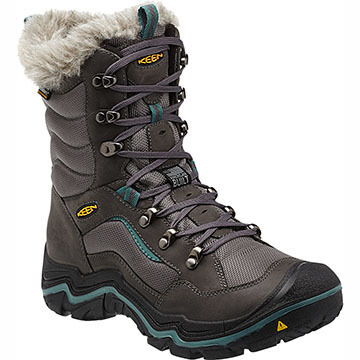 Keen Womens Durand Polar Waterproof Insulated Boot, 400g