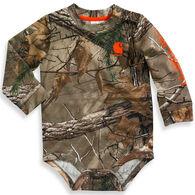 Carhartt Infant/Toddler Boys' Camo Bodyshirt