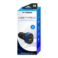 Xtreme 3.1 Amp USB Type-C Dual Port Car Charger