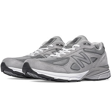 New Balance Mens 990V4 Running Shoe