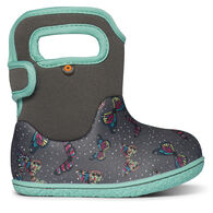 Bogs Infant/Toddler Girls' Baby Bogs Butterfly Insulated Boot
