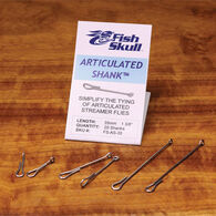 Hareline Fish Skull Articulated Shank - 20 Pk.