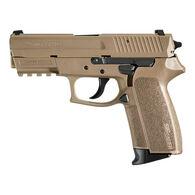 """SIG Sauer SP2022 FDE 9mm 3.9"""" 15-Round Pistol"""