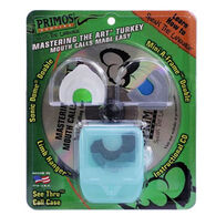 Primos Mastering The Art Turkey Mouth Calls Made Easy Instructional DVD