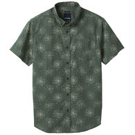 prAna Men's Hillsdale Short-Sleeve Shirt