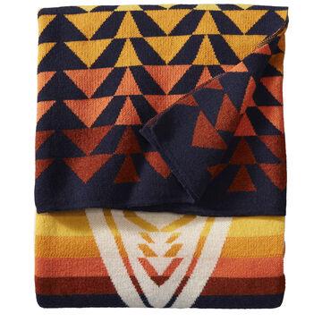 Pendleton Woolen Mills Jacquard Knit Throw