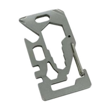 Munkees Stainless Steel Card Tool