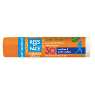 Kiss My Face Sport Lip Treat Mint SPF 30 Lip Balm