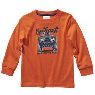 Carhartt Toddler Boy's Built For The Trails Long-Sleeve Shirt