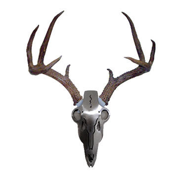 Do-All Outdoors Dead Deer Iron Buck Antler Mount